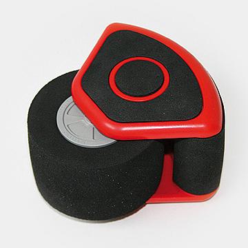 schaumstoff andruckrolle rakel andruckrollen und zubeh r werkzeuge und hilfsmittel. Black Bedroom Furniture Sets. Home Design Ideas